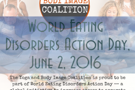 WORLD EATING DISORDERS ACTION DAY | 6/2/16