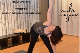 NOURISH: A Body Image Conversation with Body Boop and Emilie Maynor Living | Newtonville, MA | 6/25/16