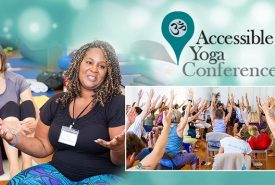 2nd Annual Accessible Yoga Conference | Santa Barbara, CA | 9/16 -9/18/16